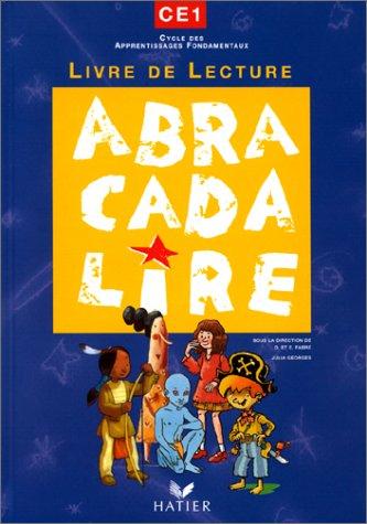 Abracadalire CE1 par Danièle Fabre