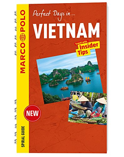 Vietnam Marco Polo Travel Guide - with pull out map (Marco Polo Spiral Guides)