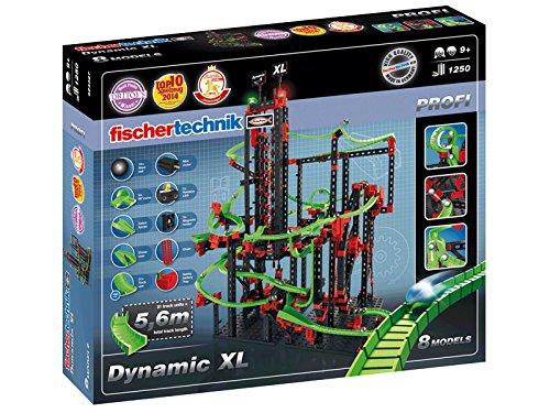 fischertechnik - 524327 PROFI Dynamic XL, Kugelbahn