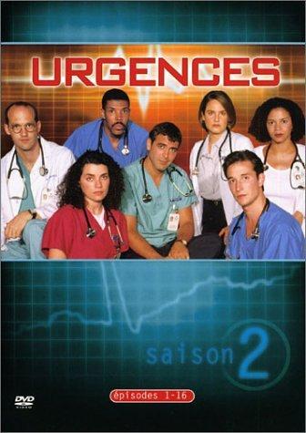 Urgences : Saison 2, Partie 1 - Coffret 2 DVD