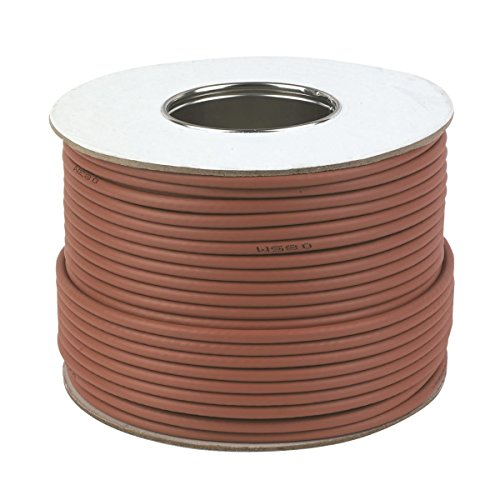 Preisvergleich Produktbild Labgear RG6SAT Koaxial Kabel 100m Braun