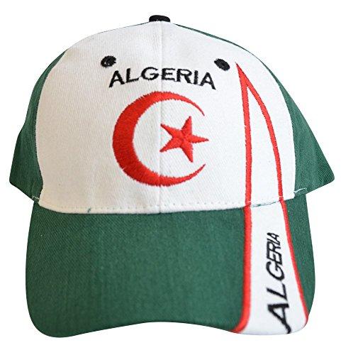 Unbekannt Fahne Flagge Algerien 0,90m x 1,50m mit Metall/ösen zum Aufh/ängen 0520644