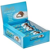 Lindt Doppelmilch Riegel, Vollmilchschokolade mit Milchcremefüllung im Thekendisplay, 1er Pack (1 x 684 g)