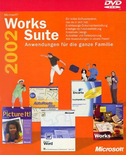 Preisvergleich Produktbild Works Suite 2002 (DVD-ROM)