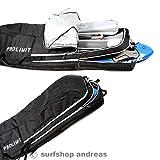 Prolimit Windsurf Session Boardbag Größe 260-80 Schwarz