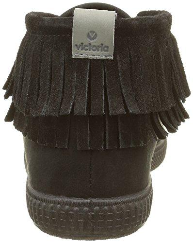 Victoria Safari Flecos Antelina, Damen Stiefel & Stiefeletten Schwarz (Negro)