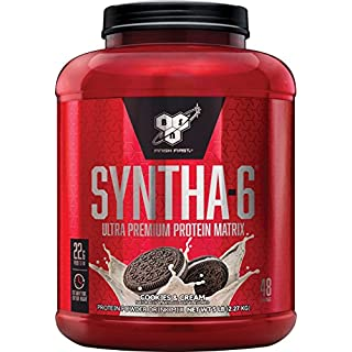 BSN Syntha-6 Cookies and Cream Powder 2.2kg