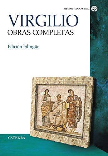 Obras completas (Bibliotheca Avrea) por Virgilio