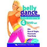 Bellydance for Body Sculpting 4 Pack [DVD] [2006] [NTSC] by Neon and Tanna Valentine