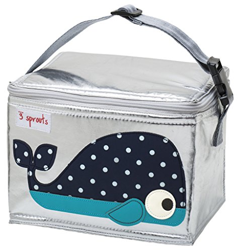 3-Sprouts-ULBWHL-Lunch-Bag-Wal-mehrfarbig