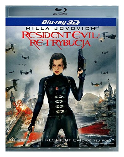 Resident Evil: Retribution [Blu-Ray 3D] [Region Free] (IMPORT) (Nessuna versione italiana)