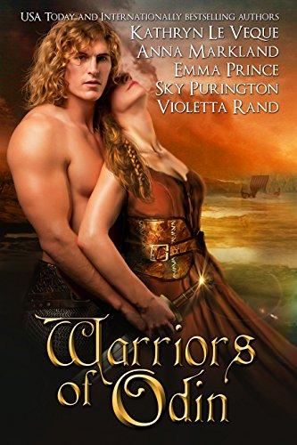 warriors-of-odin-five-viking-romances-english-edition
