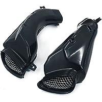 Un Tubo de Entrada de Aire Xin para Motocicleta, Color Negro, para Suzuki GSXR600 01-03 GSXR1000 01-02 K1 K2