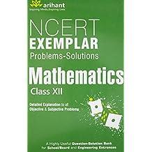 CBSE NCERT Exemplar Problems-Solutions Mathematics class 12  for 2018 - 19