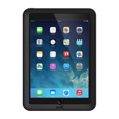 Lifeproof Fre Schutzhülle für iPad Air, wasserfest, schmutzabweisend, stoßfest schwarz 10.3x7.4x0.7inches