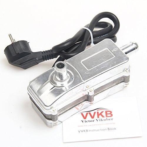 VVKB Motorvorwärmer Elektrische Standheizung Titan-B1 230 Volt 1200 Watt Deutschland stock 0739810624594PTC-Heizelement patentiertes Produkt Eurostecker