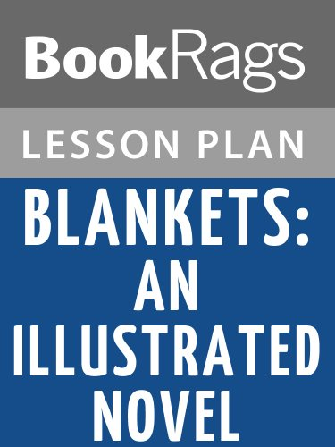 Lesson Plans Blankets (English Edition)