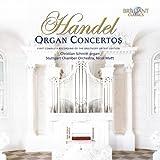 Intégrale Des Concertos Pour Orgue
