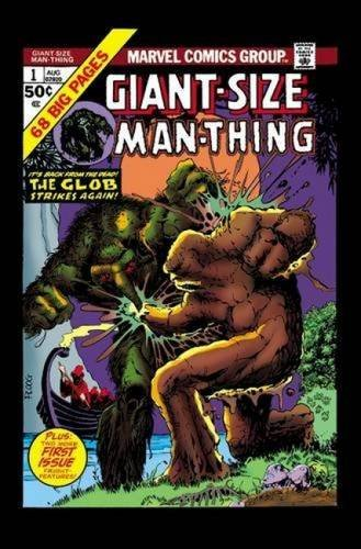 Preisvergleich Produktbild Man-Thing by Steve Gerber: The Complete Collection Vol. 2 (The Man-Thing: The Complete Collection)
