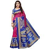 Saree (CRAZY_FASHION_SURAT Bollywood Sarees 2018 New Sarees Collection Fancy Cotton Sarees Latest Sarees Collection... - B07HD95ZLX