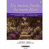 DU MEINE SEELE DU MEIN HERZ - arrangiert für Gesang - Hohe Stimme (High Voice) - Klavier - (Orgel) [Noten/Sheetmusic]