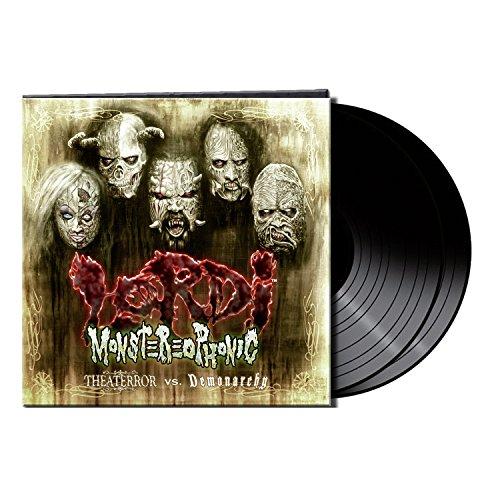 Monstereophonic - Black Vinyl