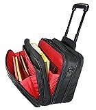 Unbekannt TROLLEY / Business Trolley Laptop Tasche Pilotenkoffer Boardcase Luxus Aktentrolley Herren Akten Tasche Mappe Business-Tasche