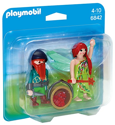 Playmobil Duo Pack- Elf and Dwarf Duo Pack Figura