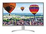 LG 32QK500-W 80,01 cm (31,5 Zoll) Monitor (WQHD, AMD Radeon FreeSync, DAS Mode, Reader Mode) weiß