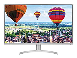 "LG 32QK500 Monitor 32"" Quad HD IPS, 2560 x 1440, Radeon FreeSync 75Hz, 2x HDMI, 1x Display Port, 1x Mini Display Port, Uscita Audio, Multitasking, Silver (B07KZ67MS2) 