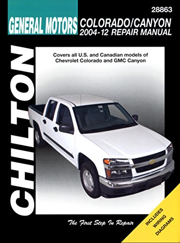 chevrolet-colorado-gmc-canyon-chilton-automotive-repair-ma