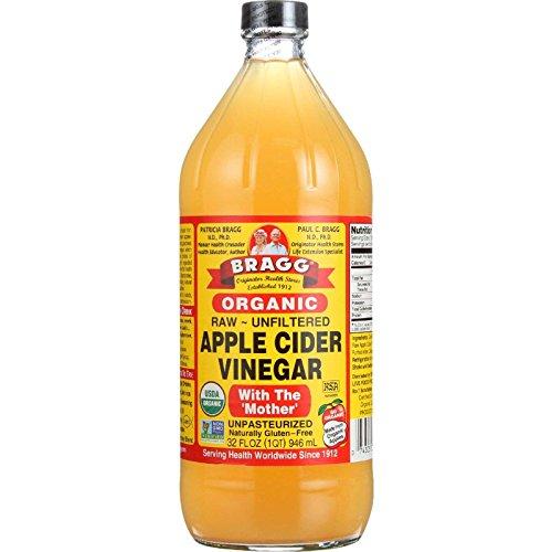 Bragg - Vinaigre de cidre organique d'Apple avec la mère 946 ml