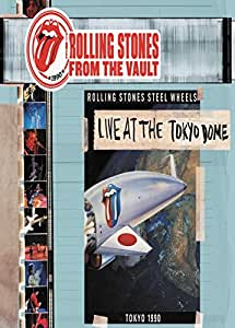 The Rolling Stones : From the Vaults Live at the Tokyo Dome 1990 [Blu-ray]