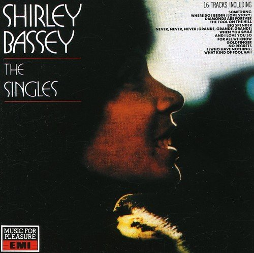 The Singles (Shirley Bassey-cd)