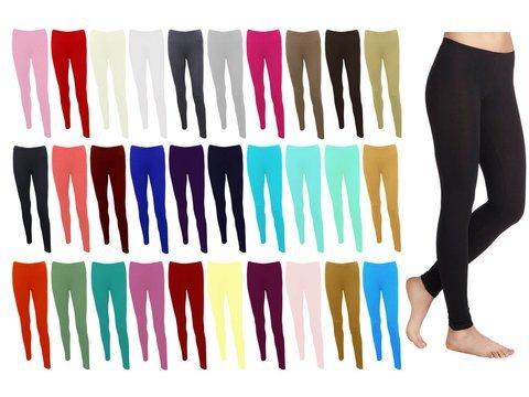 LessThanTenQuid -  Leggings  - Donna Multicolore nero