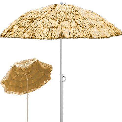 Parasol Hawaii 160 Cm Naturel