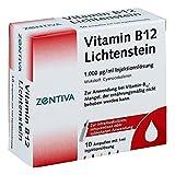 Vitamin B12 1000 [my]g Lichtenstein Ampullen 10X1 ml