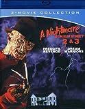 Nightmare on Elm Street 2 & 3 [Blu-ray] [US Import]