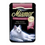Miamor | Ragout Royale Kitten mit Rind in Jelly | 22 x 100 g