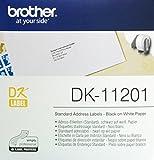 Brother Etichette per indirizzi standard cod. DK-11201