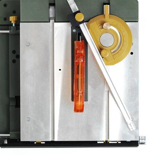 Proxxon Tischkreissäge-Feinschnitt FET, 1 Stück, grün / silber / schwarz / gelb / orange / rot, 27070 - 6