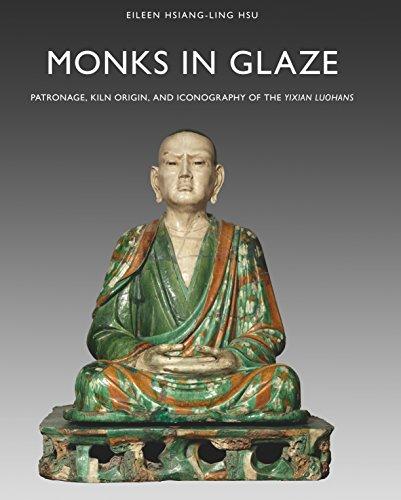 MONKS IN GLAZE por Eileen Hsiang Hsu