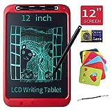 NOBES Tablette d'écriture LCD eWriter 12 Pouces, Ardoise Magique effaçable Tableau,...