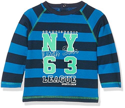 Twins Baby-Jungen Sweatshirt Langarmshirt NY 66, Mehrfarbig (Mehrfarbig 3200), 68