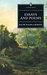 Essays & Poems Emerson (Everyman's Library (Paper)) by Ralph Waldo Emerson (1995-03-15)
