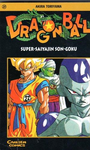 Dragon Ball Taschenbuch # 27 (Carlsen Verlag) - Super-Saiyajin Son-Goku (Dragon Ball)