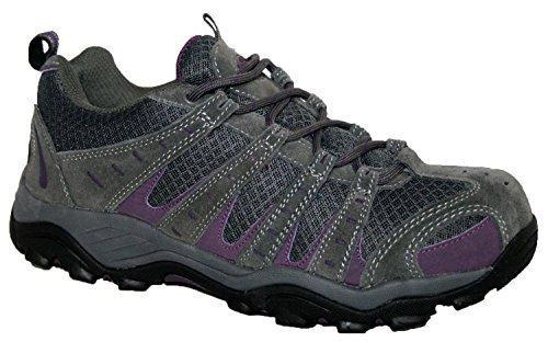 Northwest Territory , Chaussures de randonnée montantes pour femme - Púrpura