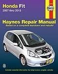 Haynes Honda Fit 2007 Thru 2013: Hayn...