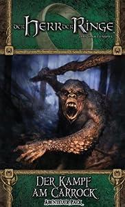 Heidelberger Spieleverlag HE351 - Pack de Aventura del Juego de Cartas de El señor de los Anillos Importado de Alemania