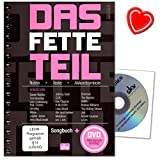 Telecharger Livres Le graisses partie SONGBOOK de Sven Kessler Verlag Film de plomb Collection de Oldies Evergreens et Top de Hits DVD Guitare ecole pour debutant sans Partitions et colore Cœur Note Pince (PDF,EPUB,MOBI) gratuits en Francaise